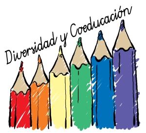 Nuevo logo de Diversidad y Coeducación, de Susanna Martín