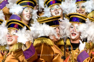 Murga Las Triquikonas, Carnaval de Tenerife 2013